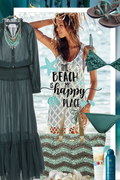Happy place..- Combinazione di moda