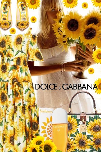 Sunflowers / D&G