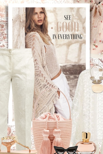 See Good in everything !- Fashion set