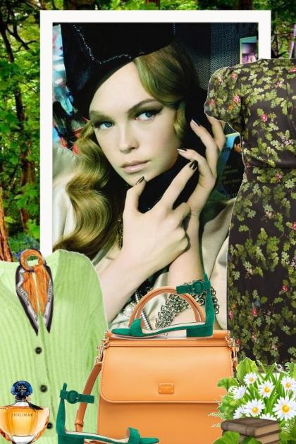 trendMe # 2305- Combinaciónde moda