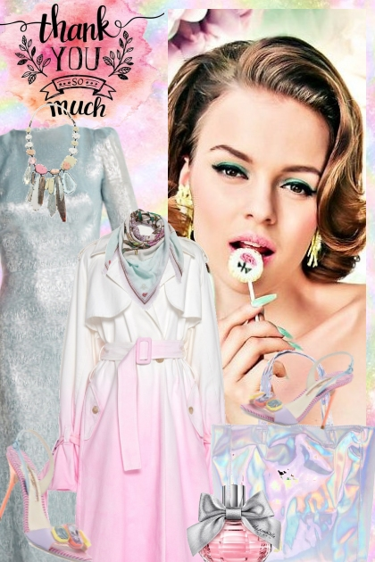 trendMe # 2520- Combinazione di moda