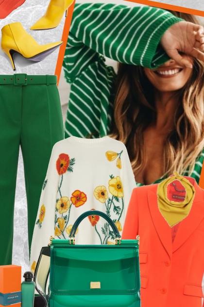 Fashionista- Combinaciónde moda