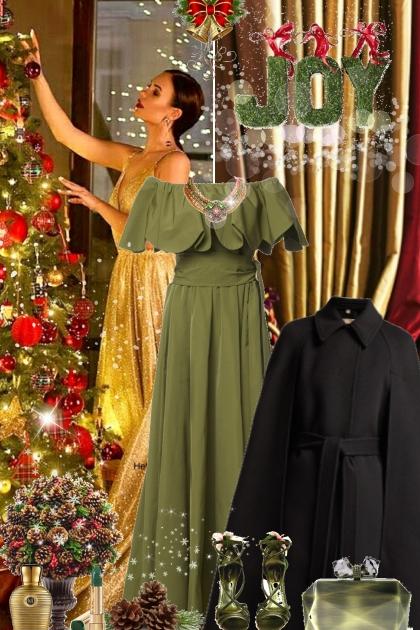 Christmas Magic- Fashion set