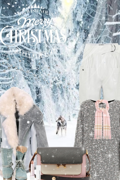 Christmas in the mountains- Fashion set