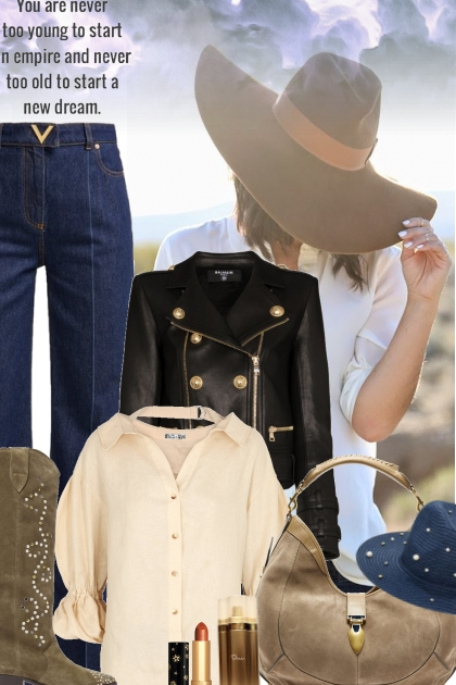 trendMe# 3364- Fashion set