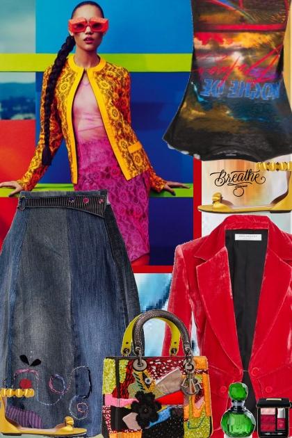 trendMe#3543- Combinaciónde moda