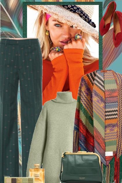 trendMe#3545- Combinaciónde moda