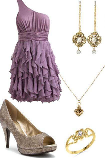 Classy Purple