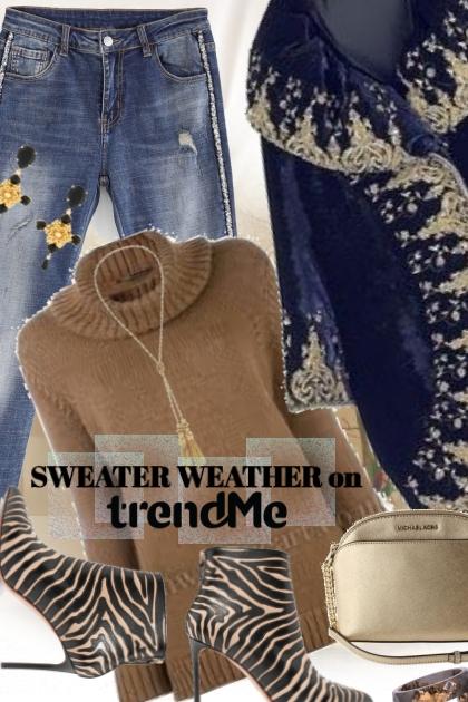 Sweater Weather on trendMe