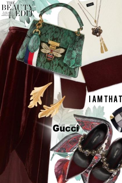 The Gucci Bag