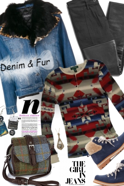 Denim & Fur