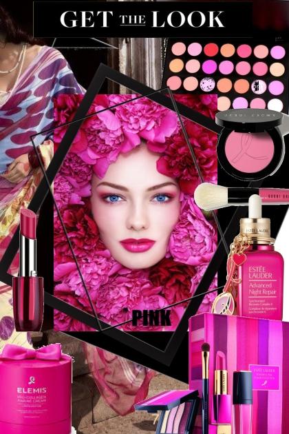 Hot Pink- Fashion set