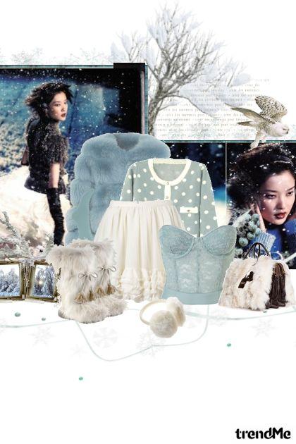 ... Frozen ...