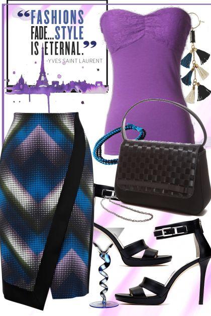 Style is eternal- Combinaciónde moda