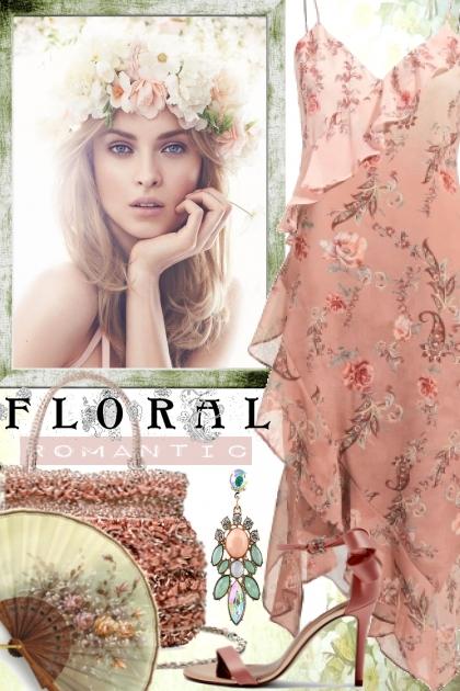 Floral romantic
