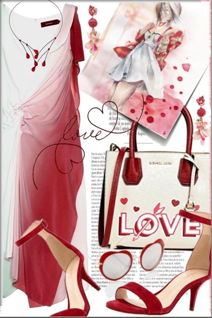 Love- Fashion set