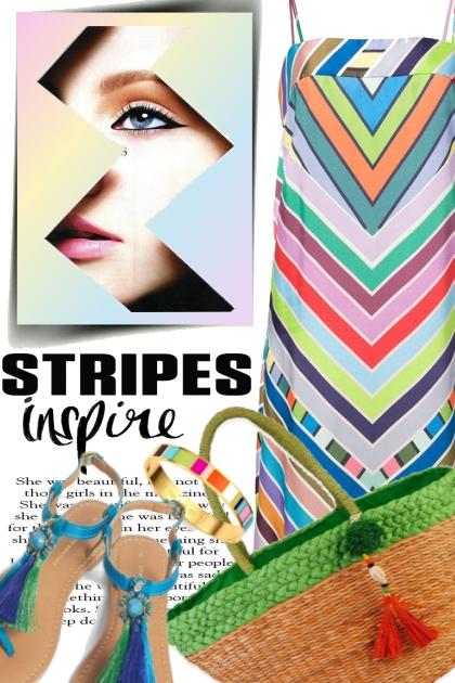 Stripes inspire