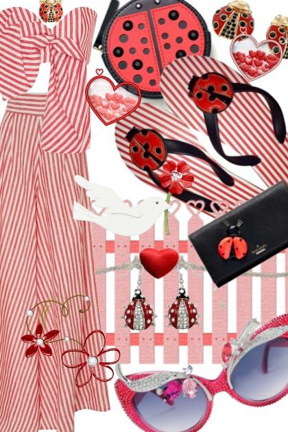 Kate Spade Ladybug Accessories