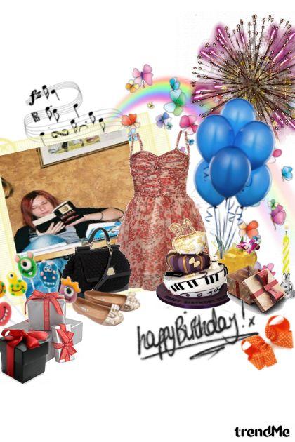 happy birthday marisela