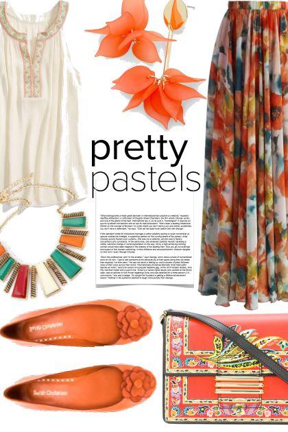 pretty pastels