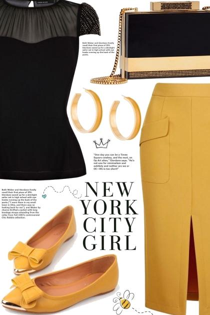 ny city girl