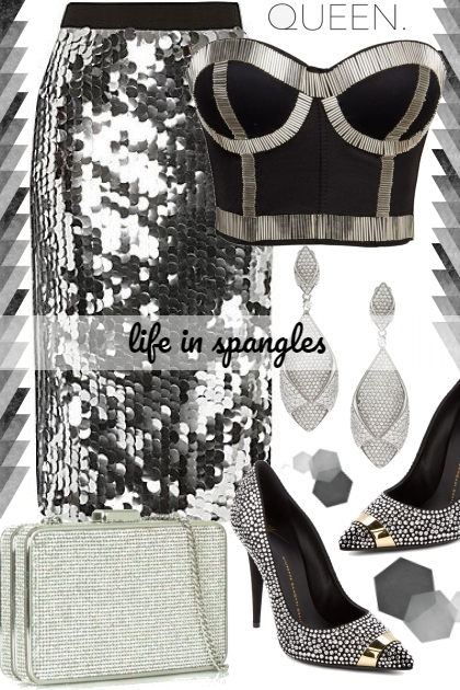 life in spangles