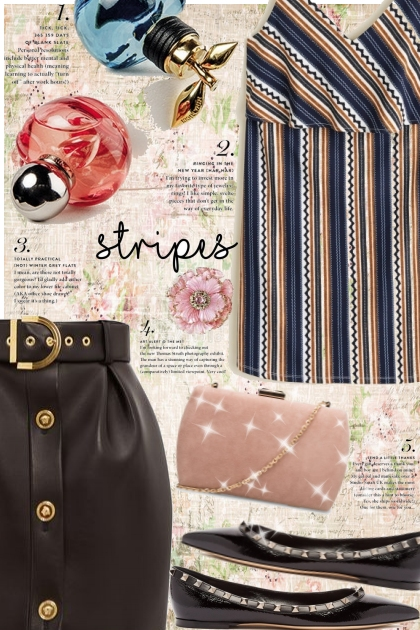 stripes 2- Fashion set