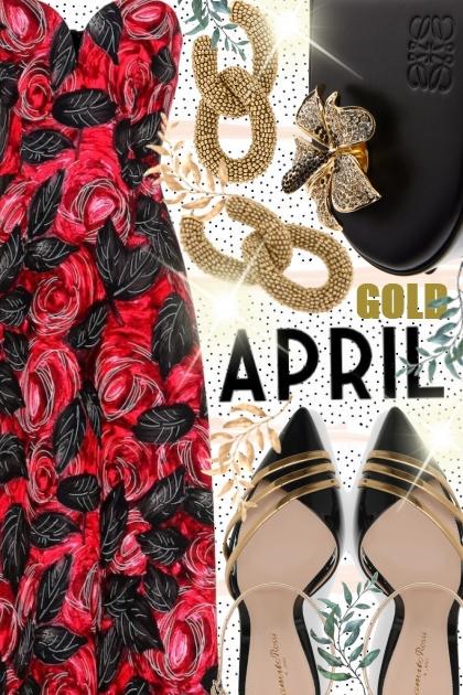 gold april
