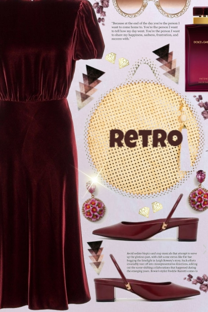 retro girl 2020