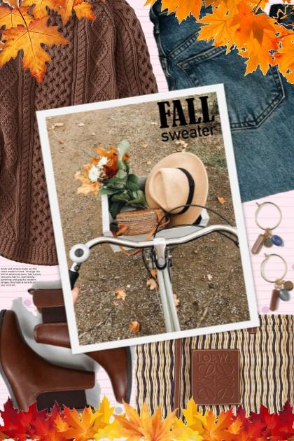fall sweter 19/09