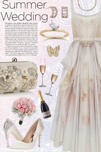 summer wedding 2021