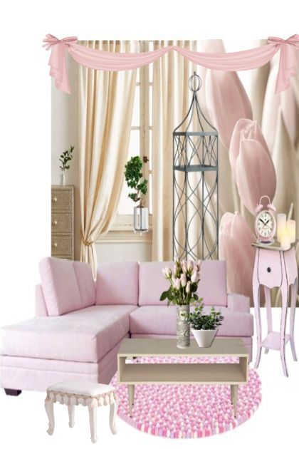 Pink Home