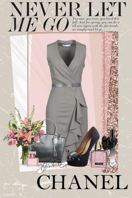 CHANEL ♥ DRESS