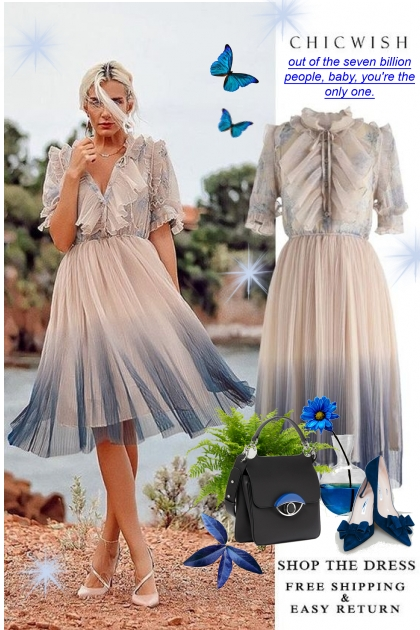 Beautiful dress 8