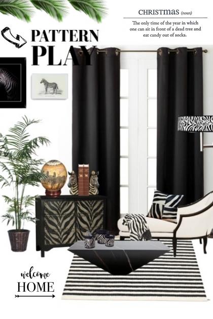 Zebra stil