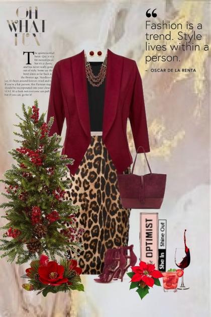 tigrasta suknja