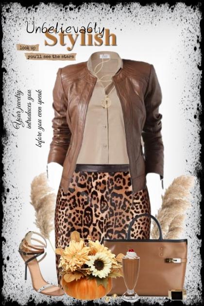 tigrasta suknjica