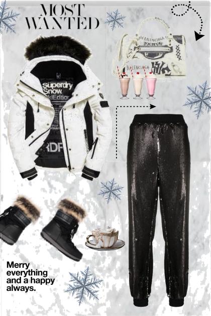 Zimski set
