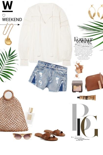 Blue Jeans, White Shirt
