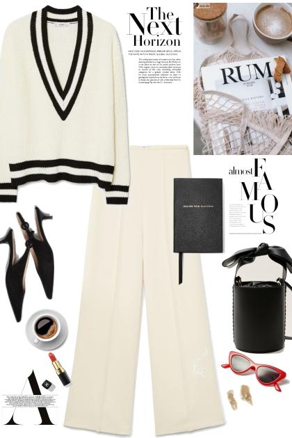 Mango Black & White