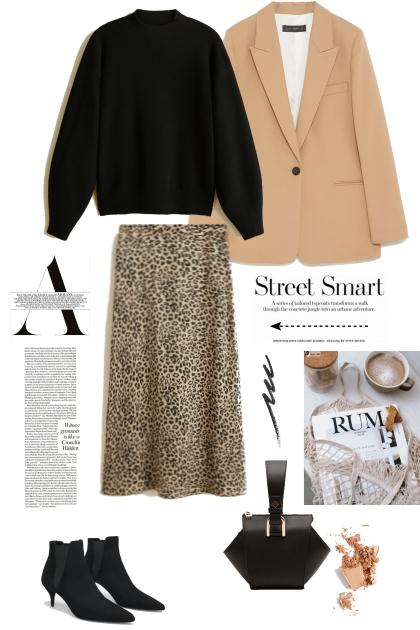 Street Smart for Fall