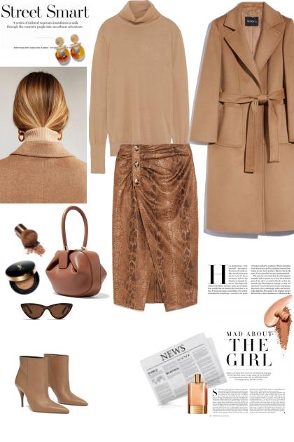 Camel Coat No1