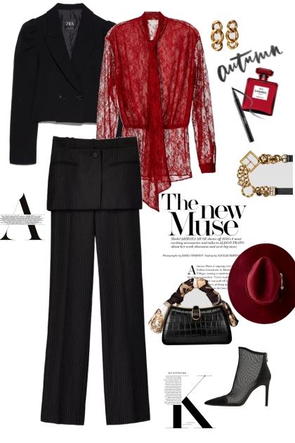 Zara Autumn Collection