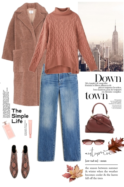 Cozy and stylish