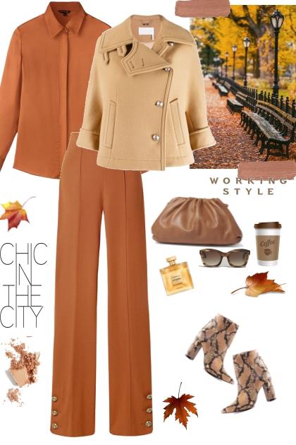 Mustrad Autumn