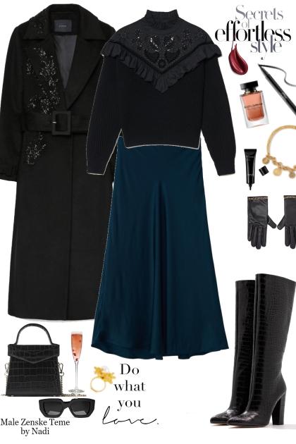 Midi skirt No19
