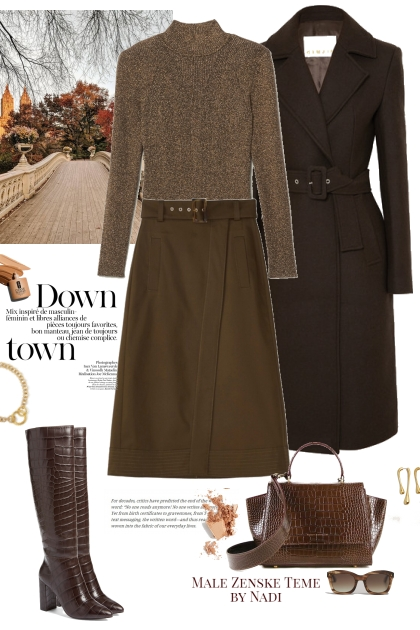 How to wear utility skirt