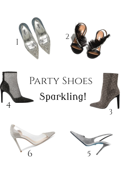 Sparkling Party shoes