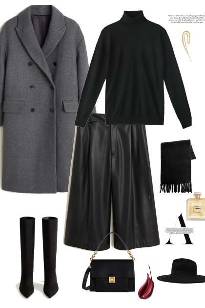 How to wear culotte No2
