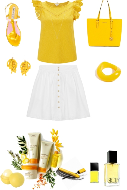 YELLOW SUMMER DREAMS